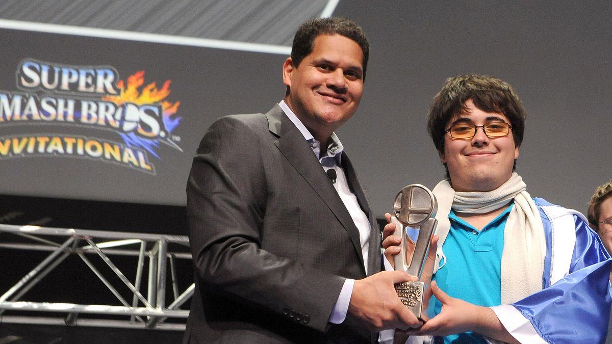 Smash Bros  legend ZeRo returns to big leagues for Ultimate - Polygon