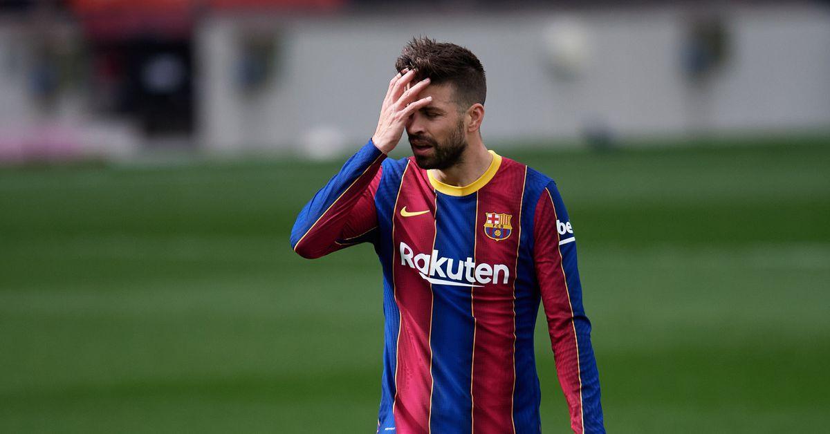 FC Barcelona News: 22 February 2021; Barça draw against Cádiz, Jordi Alba, Gerard Piqué react - Barca Blaugranes