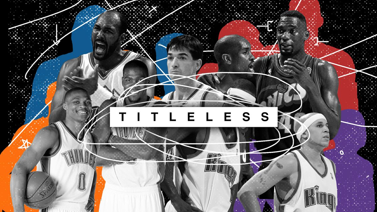 The Quest To Find The Best Nba Team To Never Win A Championship Sbnation Com