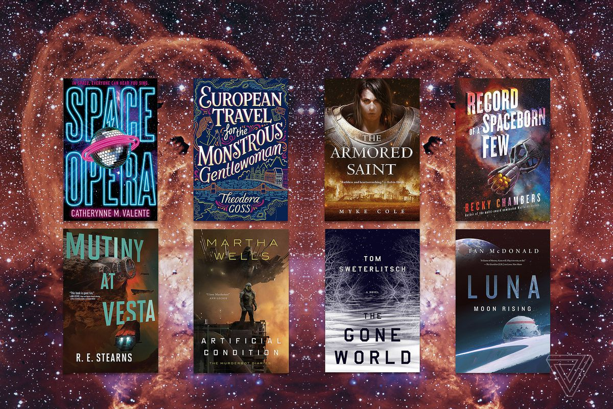 All The Science Fiction Fantasy And Horror Books That Everyone