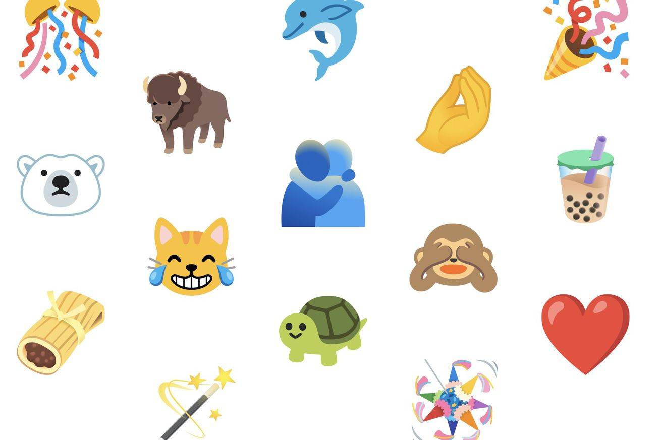 The Unicode Emoji Subcommittee is back, baby
