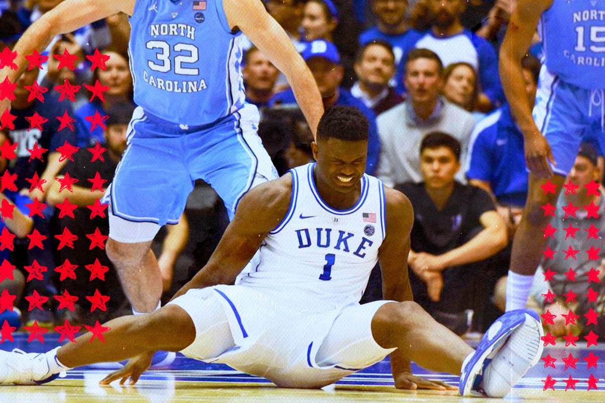671b29b7cfd 6 reasons why Zion Williamson s injury should change the way we talk about  sports