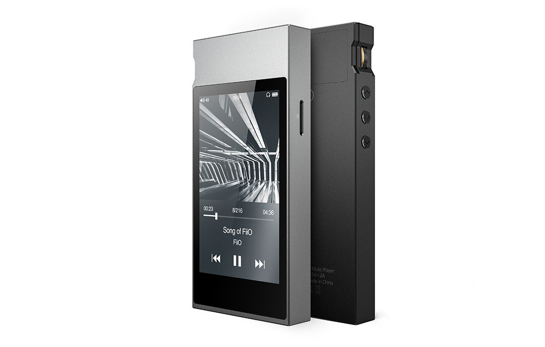 Fiio's new high-res music player is $200 and comes with USB
