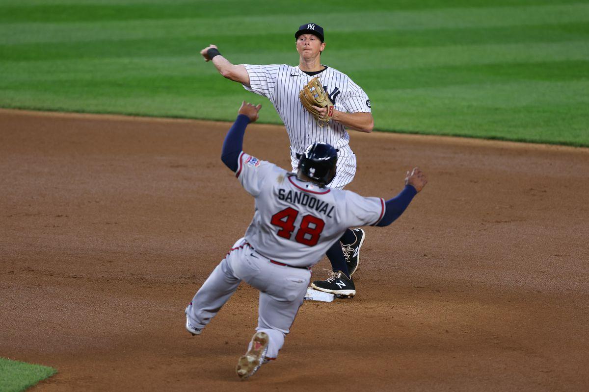 Atlanta Braves v New York Yankees