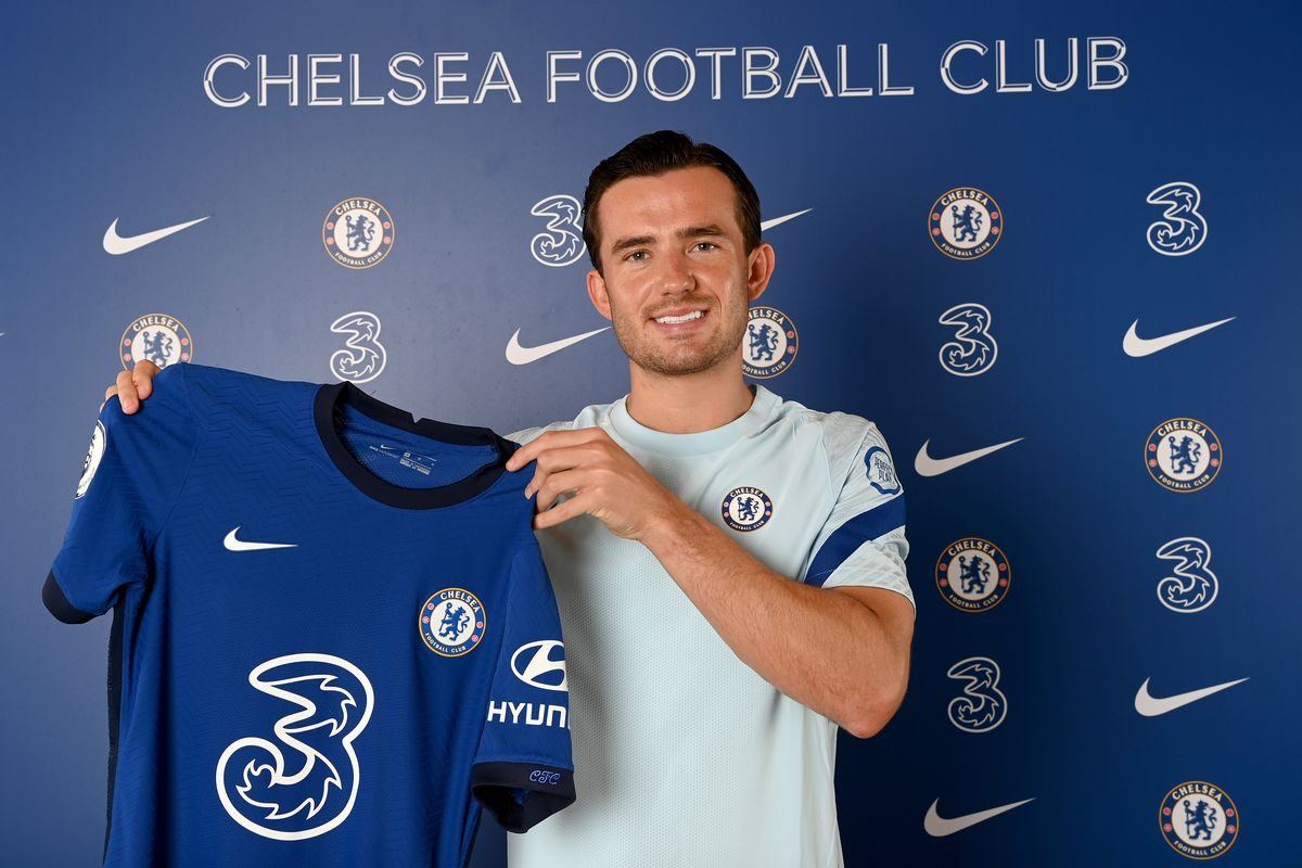 Chelsea Unveil New Signing Ben Chilwell