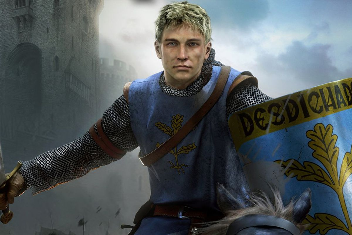 HBO has talked to the Crusader Kings 2 team, but not for the