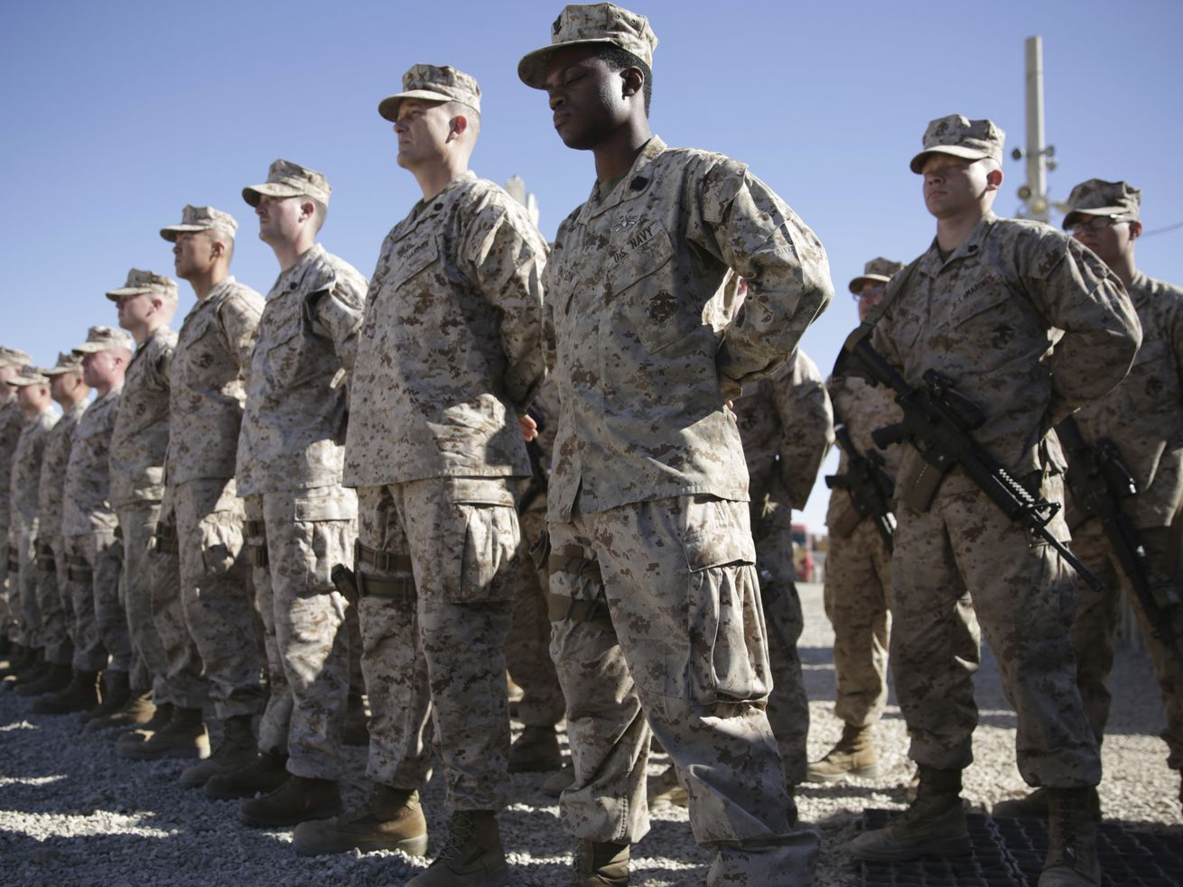 Pulling troops from Afghanistan would leave the job undone