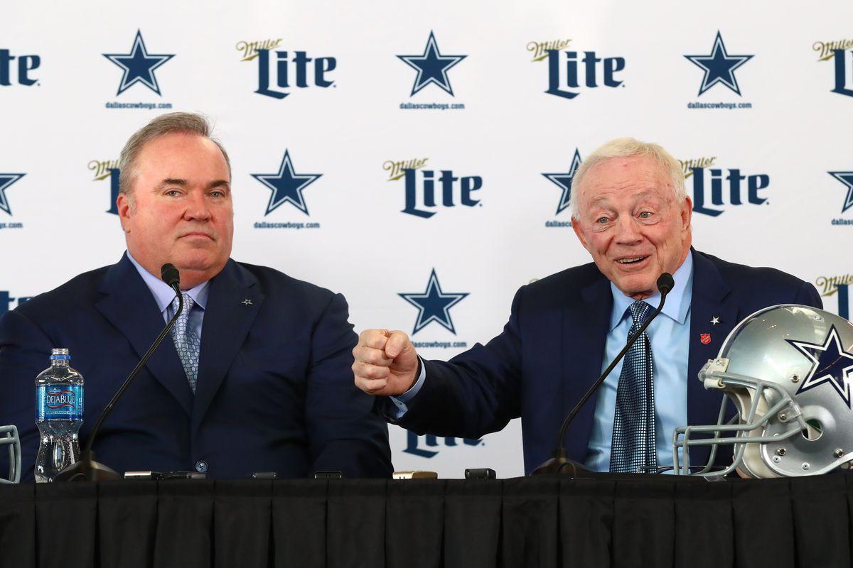 NFL: Dallas Cowboys-Coach Mike McCarthy Press Conference