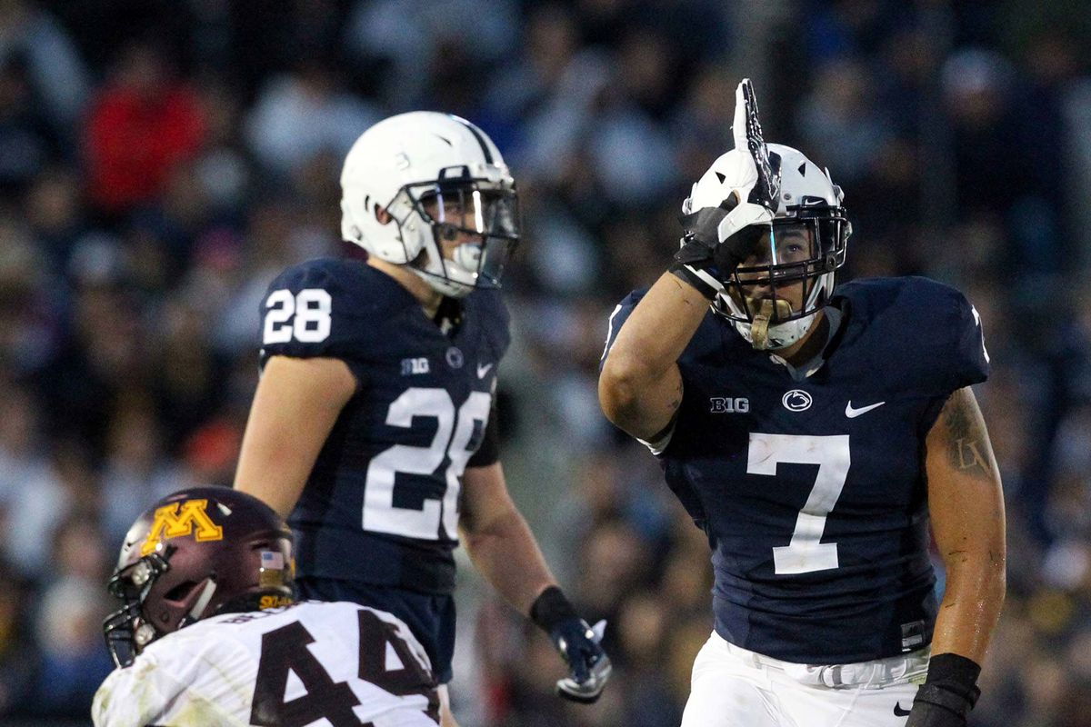 2017 Preview and Predictions  The Penn State Nittany Lions - Off ... f0ac4f13c