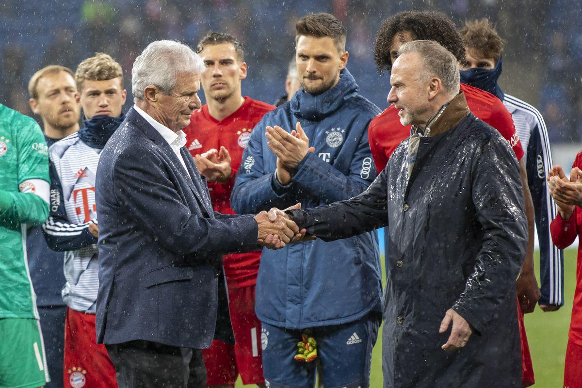 Bayern Munich And Tsg Hoffenheim Strike In Solidarity For Dietmar