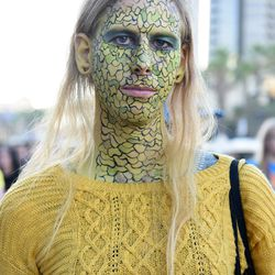Is it weird that we're kind of feeling this reptilian vibe?