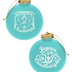 Sawbones Ornament