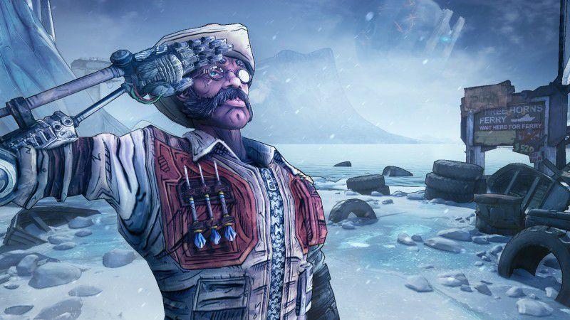 Borderlands 3's new player hub, Sanctuary 3, is full of