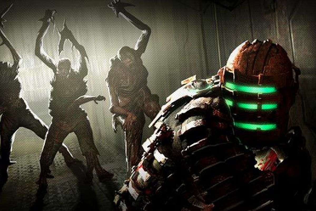 New 'Dead Space 3' screenshots show co-op gameplay - Polygon
