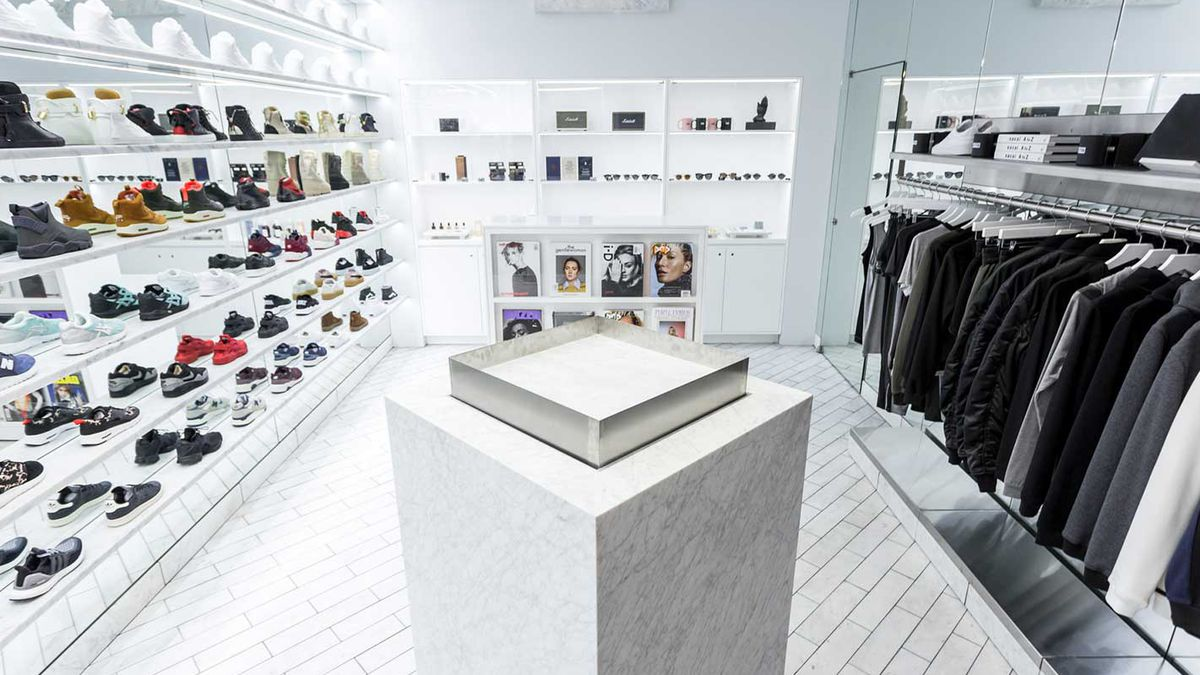 4cda4a4b3459e4 The Coolest Streetwear Shops Around the World - Racked