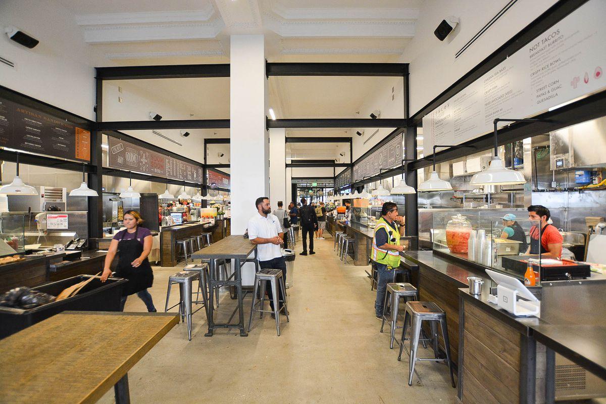 Prolific Bar Group Plants A Drinking Spot Inside Dtla S