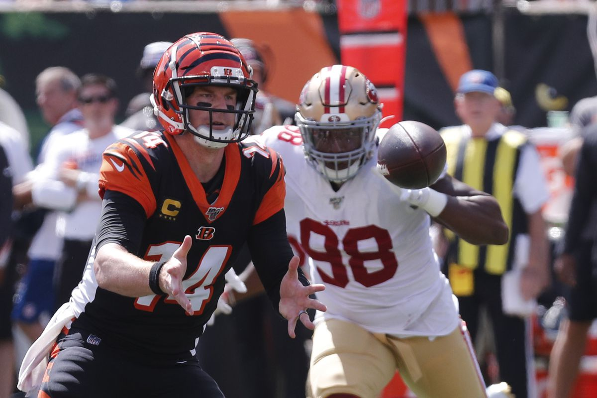 new concept 2ef03 7e576 Bengals Weekly Lineman: Explaining Ronald Blair's dominance ...
