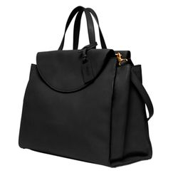 "Kate Spade Saturday mini 'A' satchel, <a href=""http://www.saturday.com/The-Mini-A-Satchel/4IRU0259,en_US,pd.html?dwvar_4IRU0259_color=001"">$165</a>"