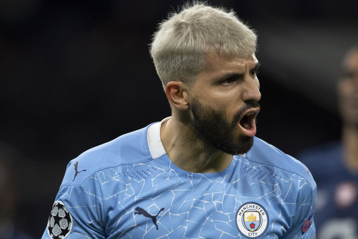 Sergio Aguero - Manchester City - Premier League