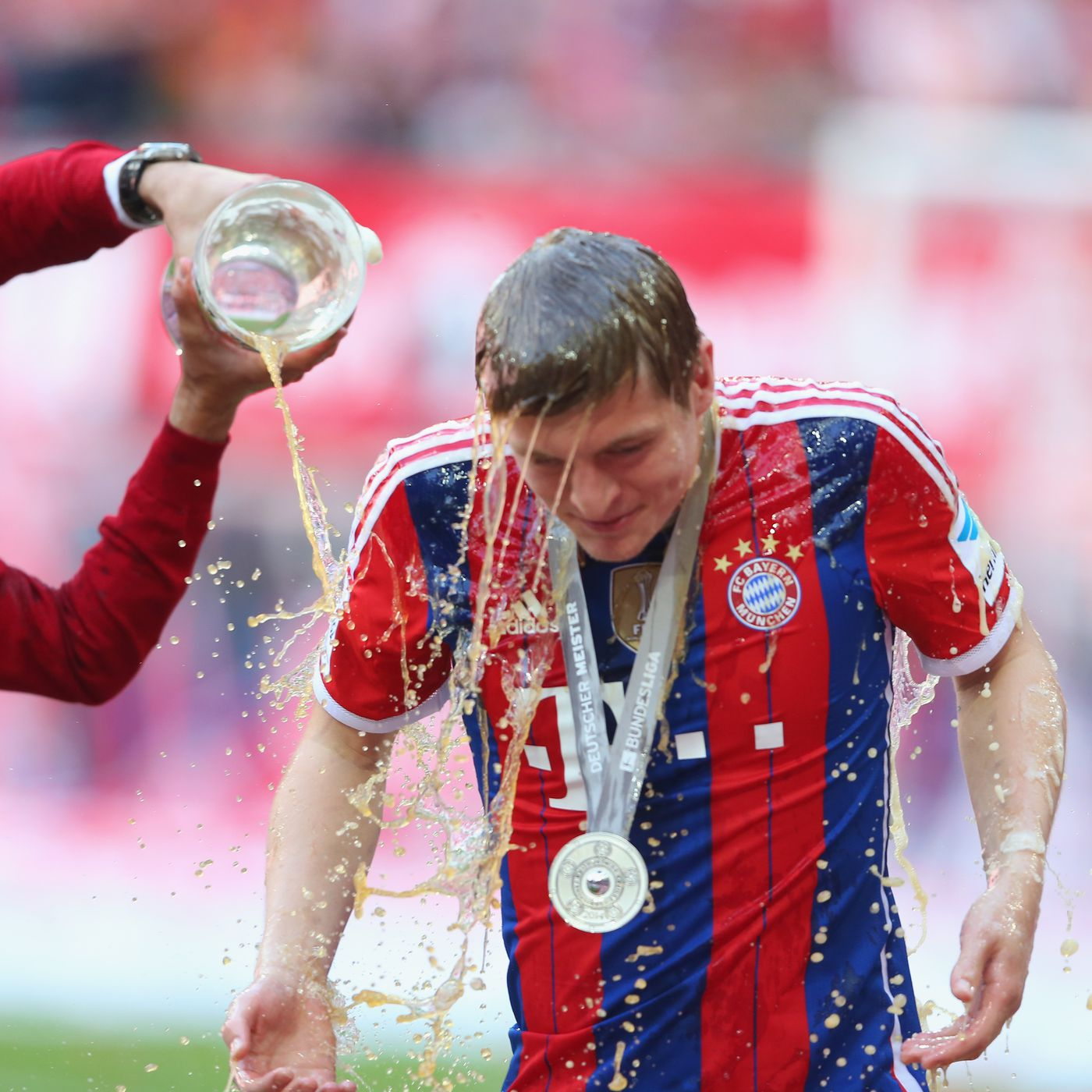 Toni Kroos praises his development under Pep Guardiola at Bayern Munich -  Bavarian Football Works