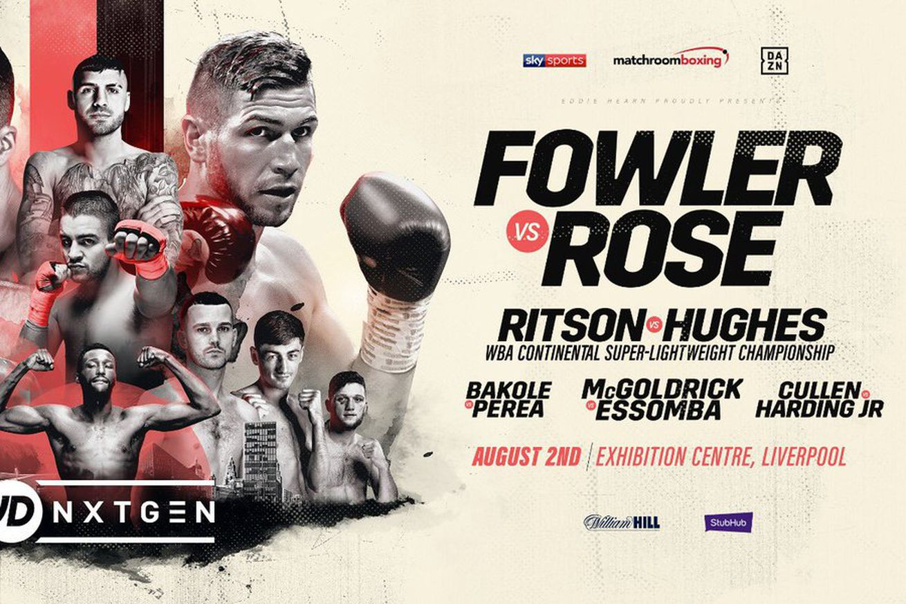 D C2F8 W4AEXQlP.0 - Fowler-Rose headlines August 2nd Liverpool card
