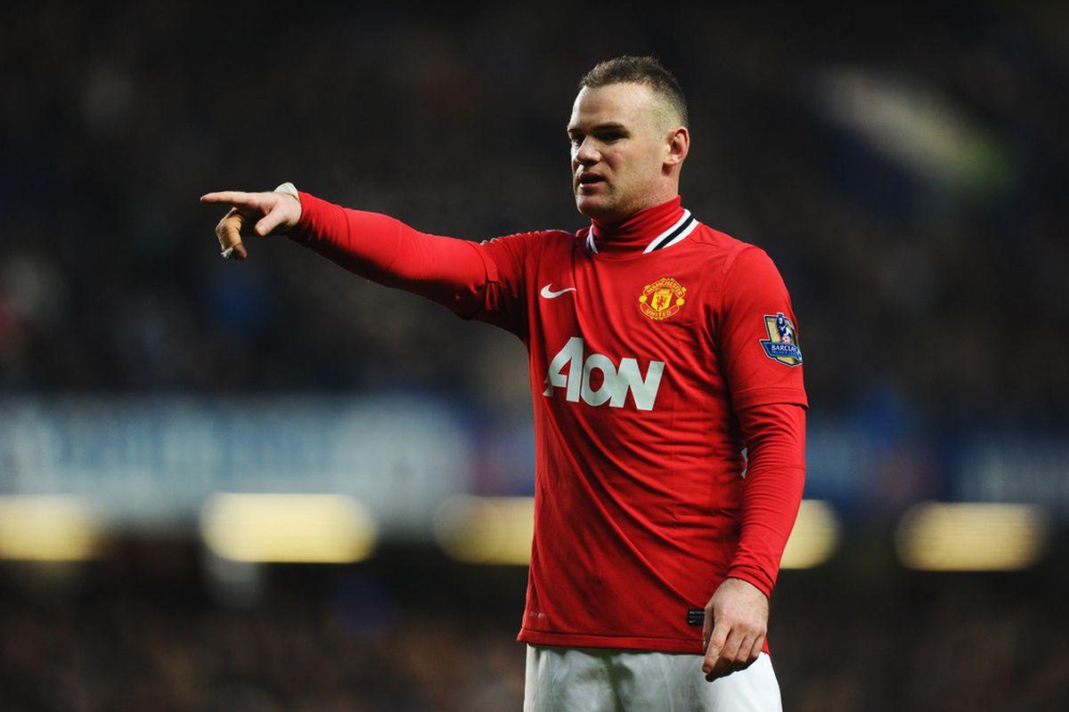 Rooney ran riot at the Bridge
