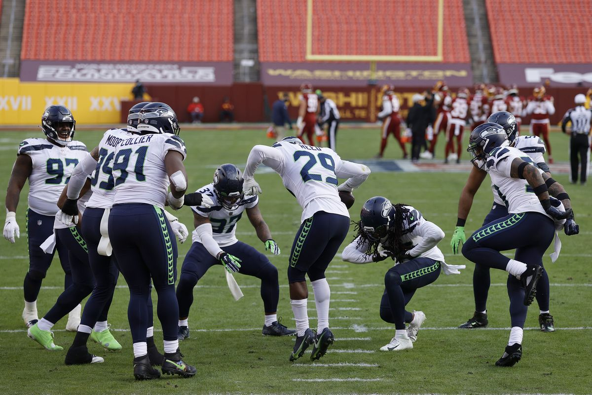Seattle Seahawks v Washington Football Team