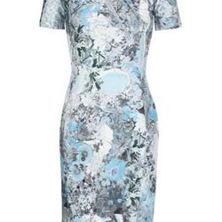"<b>Erdem</b> floral printed mesh dress, <a href=""http://www.brownsfashion.com/Product/Women/Women/Clothing/Dresses/Sylvan_floral_printed_power_mesh_dress/Product.aspx?p=3567044"">$2,173</a>."