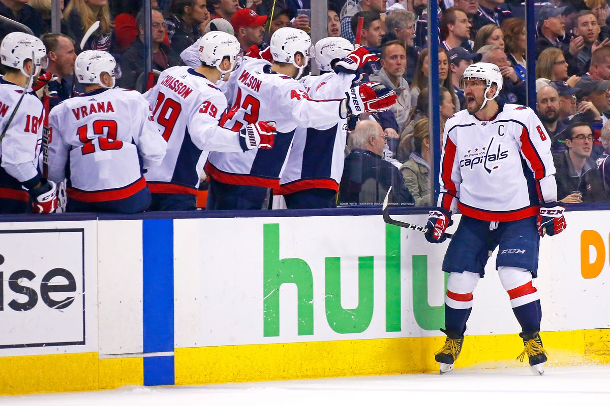 NHL playoffs  Time for the Capitals to get over their Penguins ... c0eaf036a28b