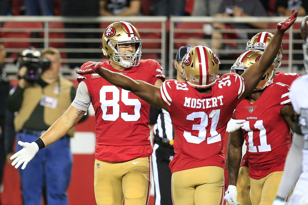 more photos 199ec 90d3c Raheem Mostert discussed multi-year deal with 49ers, will ...