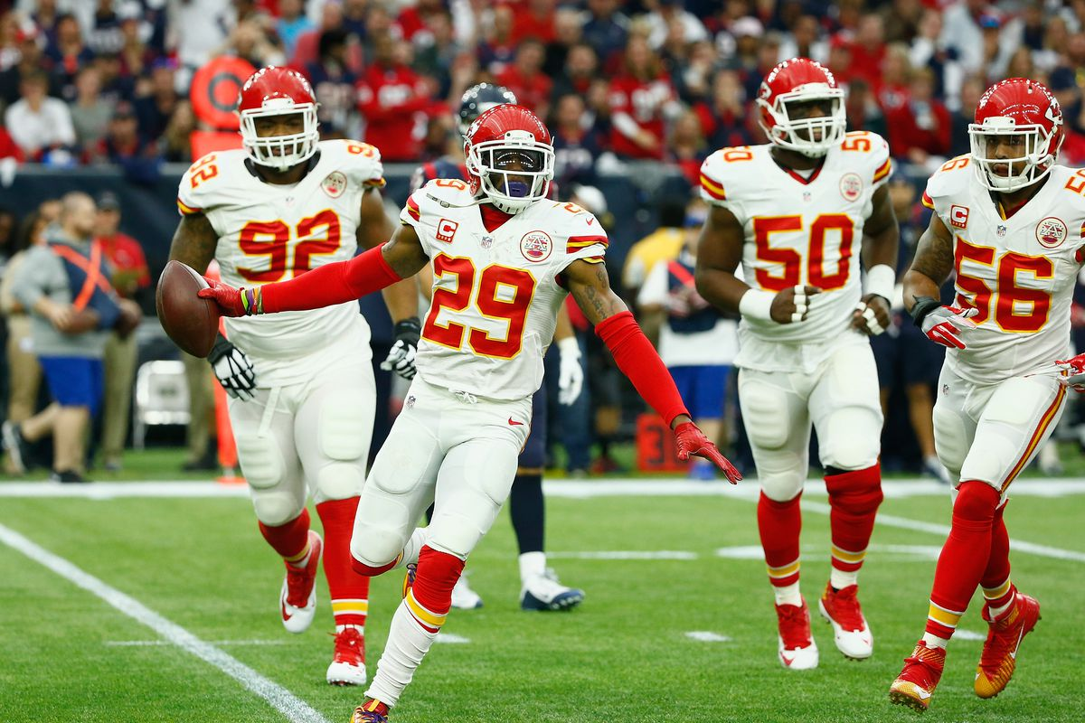 2017 NFL free agency Chiefs expected to franchise Eric Berry