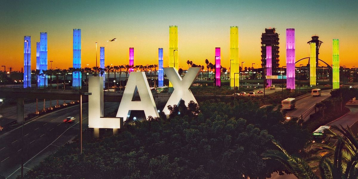 Where to Eat at Los Angeles International Airport (LAX) - Eater LA