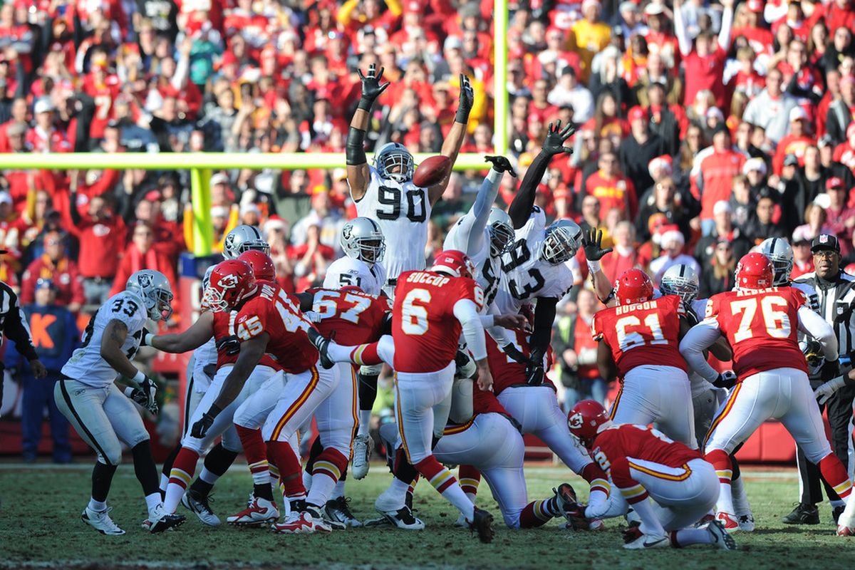 Richard Seymour beat the Chiefs.