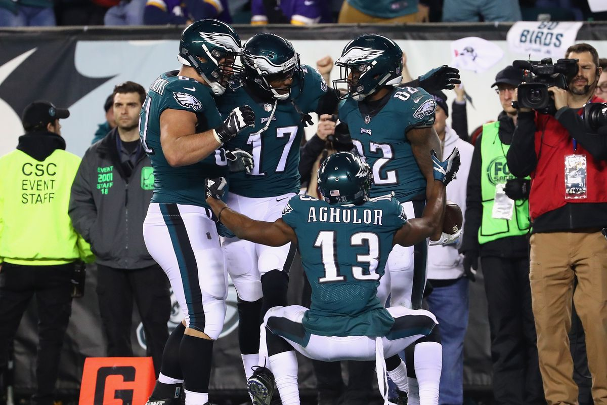 Eagles will wear the jerseys they haven t lost in all season  against the  Patriots in Super Bowl 2018 08eb5f6f2