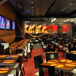 The first look at the interior of  Gordon Ramsay BurGR.