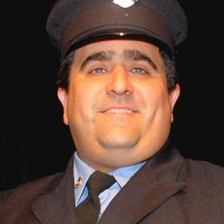 This undated photo provided by the New York City Fire Department shows New York City Fire Department Lieutenant Richard Nappi. Nappi, 47, a 17-year veteran of the FDNY, collapsed while fighting a large warehouse fire in the Brooklyn borough of New York, Monday, April 16, 2012. He died after being transported to the hospital.