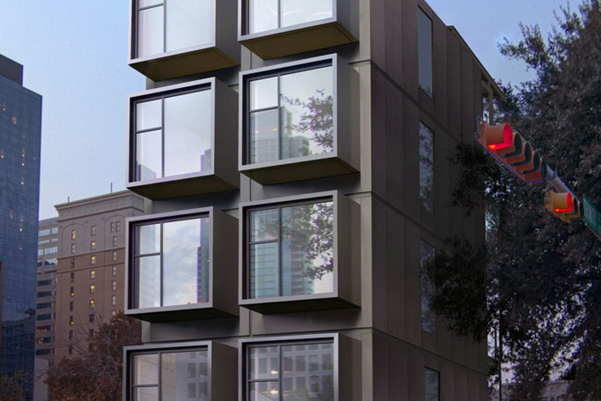 Rendering Of A Kasita Community Building Via Website