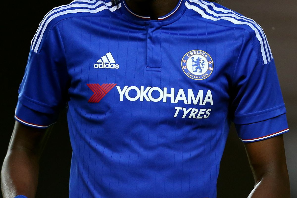 outlet store 6c562 b0b45 Chelsea 'testing the market' for new shirt sponsor - We Ain ...