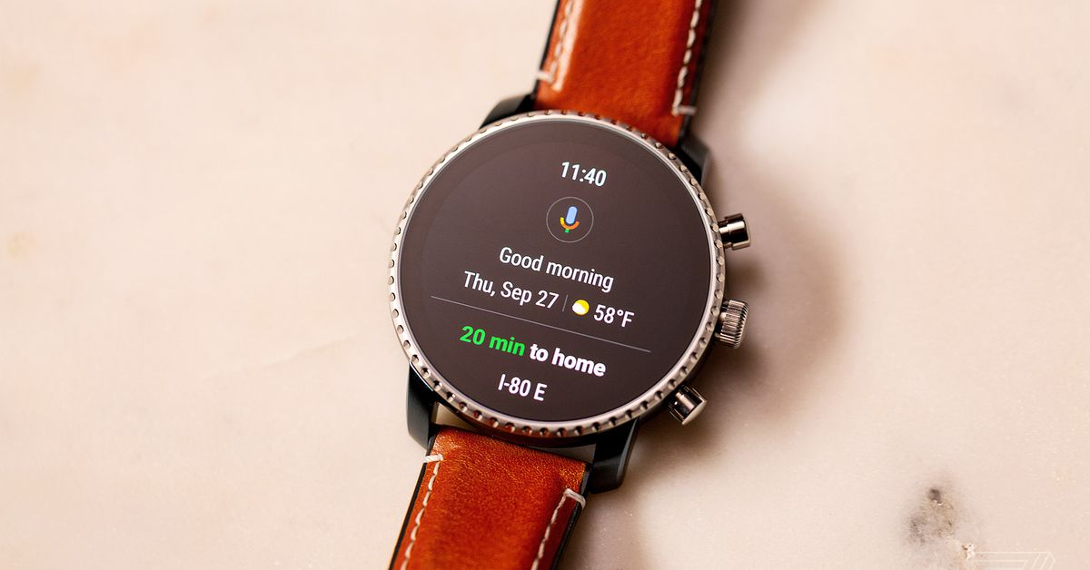 Google says it's working to get 'Hey Google' working on Wear OS again - The Verge