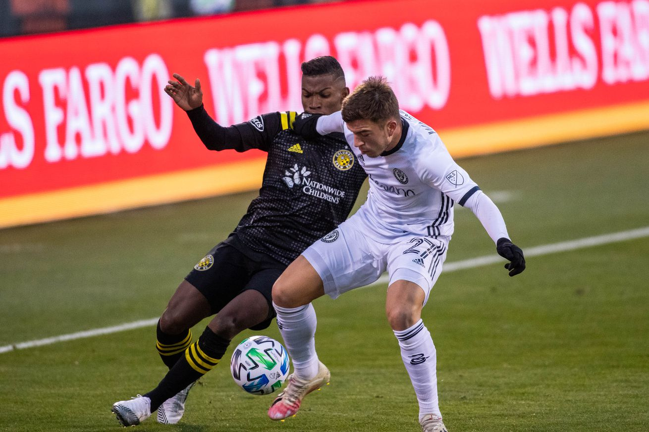 MLS: Philadelphia Union at Columbus Crew SC