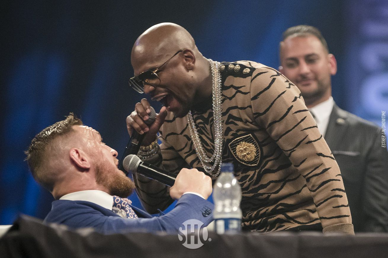 Click Debate: Has the Mayweather vs. McGregor World Tour changed fight promotion forever?