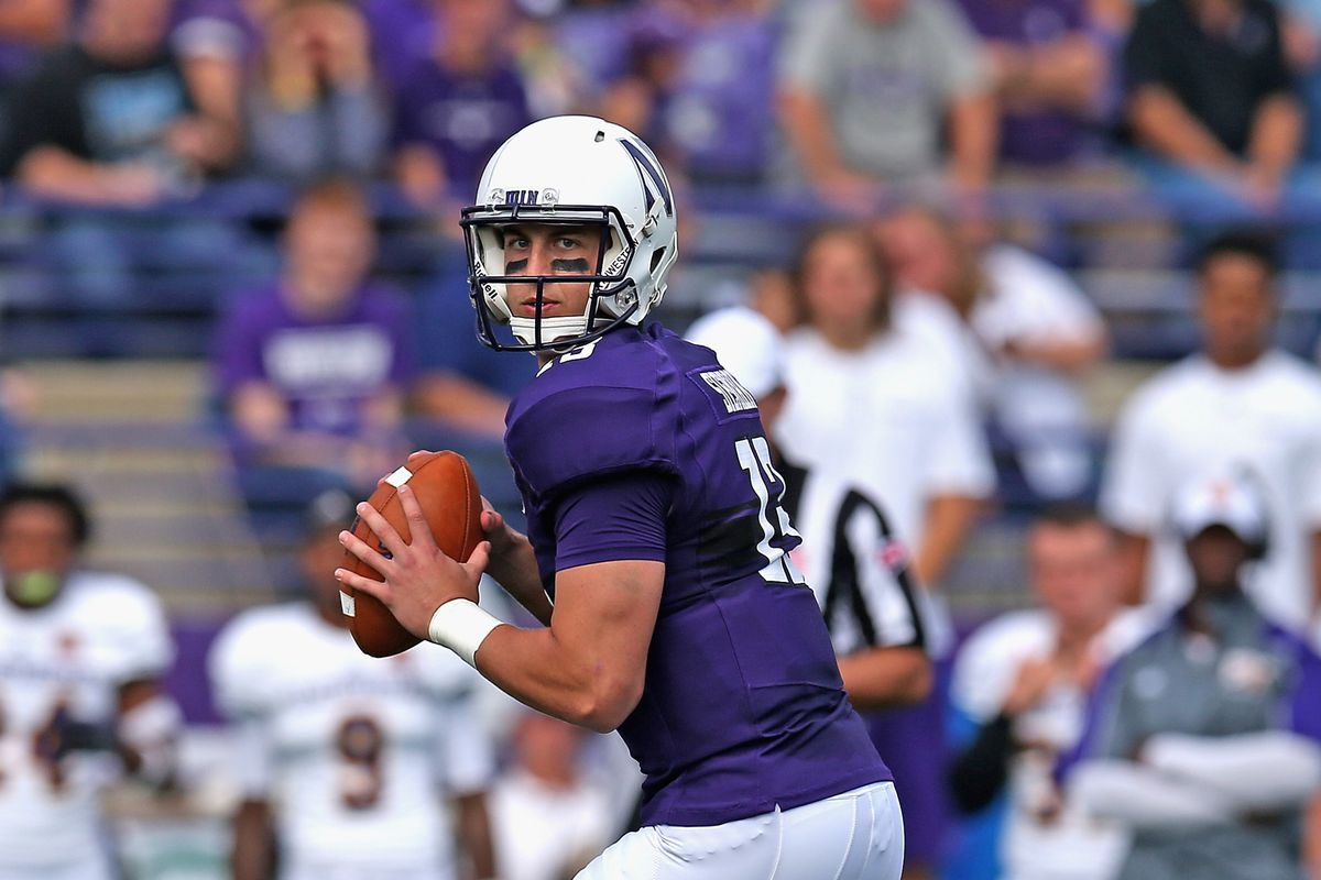 Can Siemian regain the confidence in his OL and Receiving Corps to pull off the upset in Happy Valley?