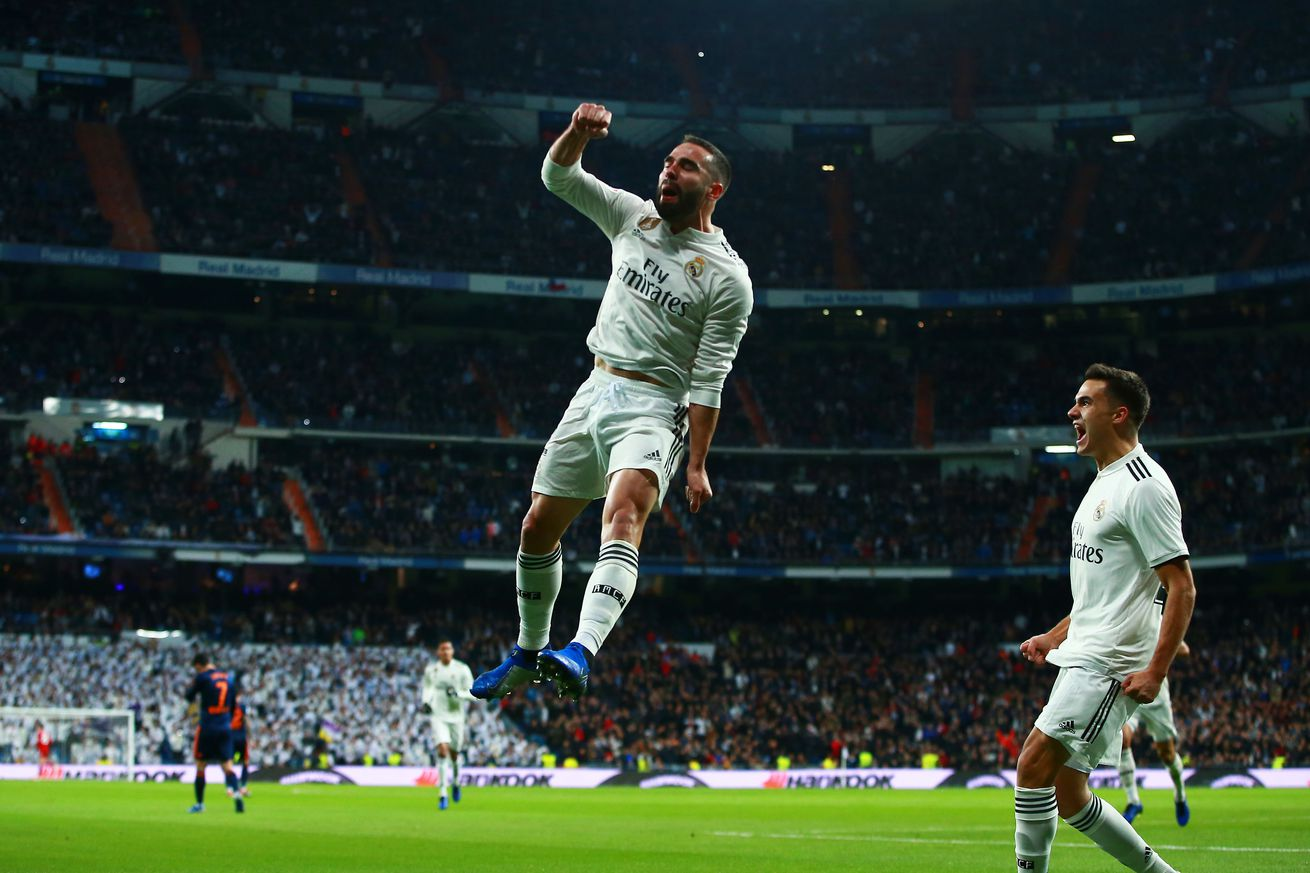 Patience pays off for Santiago Solari as Real Madrid?s injury situation improves