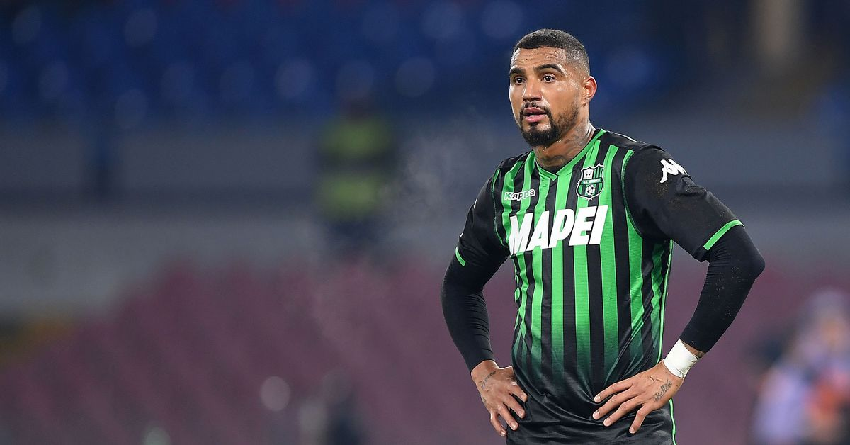 87d4913f6e1a Barcelona sign Kevin-Prince Boateng on loan  pursuit of Carlos Vela over  -  Angels on Parade