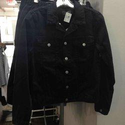 $50 Men's Cheap Monday denim jacket
