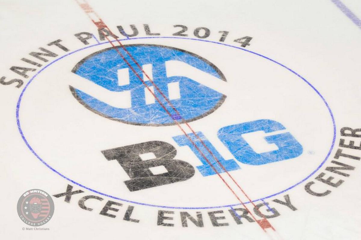 big ten b1G logo (Matt Christians)