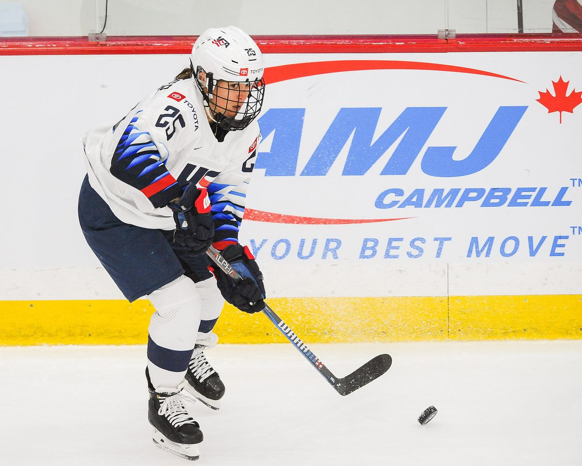 """Canada v United States: Gold Medal Game - 2021 IIHF Women's World Championship""""n"""