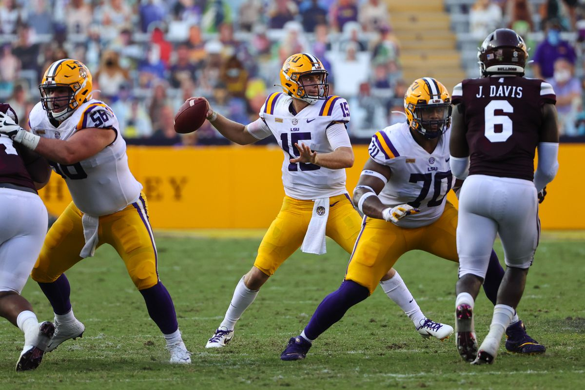 Lsu Vs Vanderbilt Tv Schedule Channel Time Odds Picks Live Stream And More Draftkings Nation