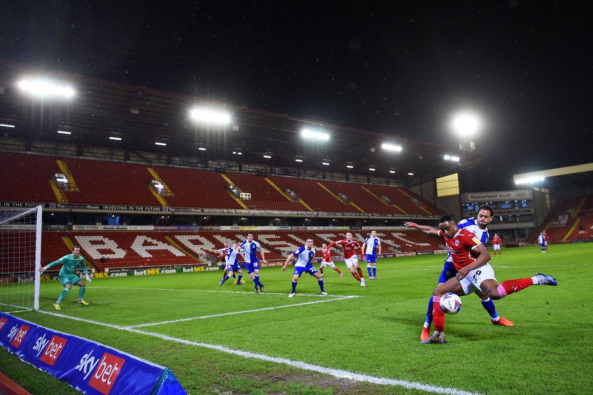 Barnsley v Blackburn Rovers - Sky Bet Championship