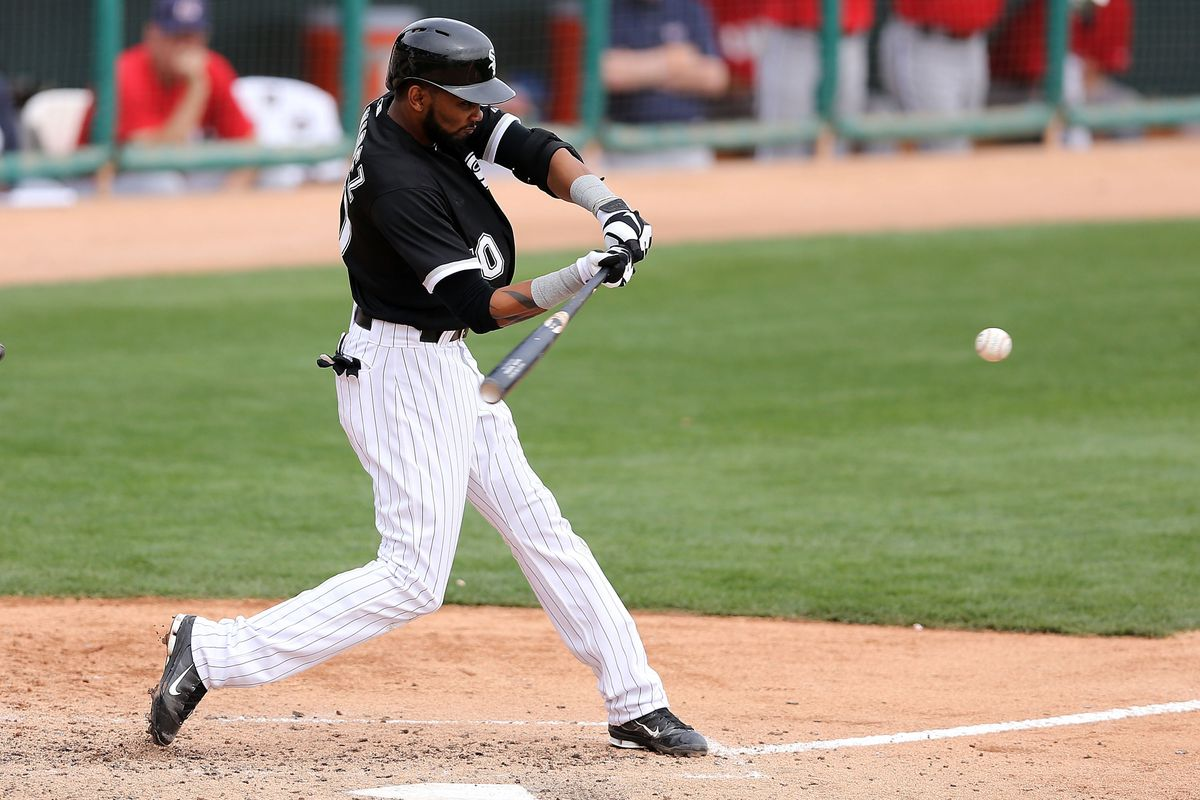 This Week In White Sox Hitting Adjustments Tyler Flowers Hands